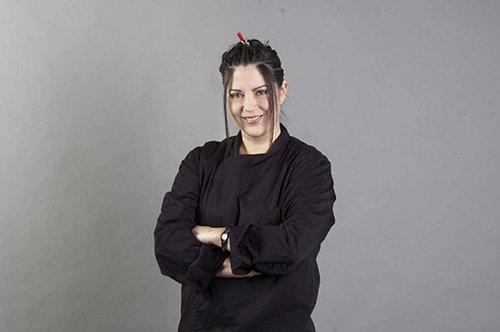 רימה אולברה. צילום: גבי מנשה