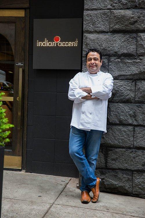 """שף Manish Mehrotra יתארח בטאיזו. צילום: יח""""צ Round Tables"""