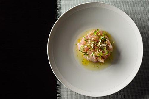 Round Tables: קרודו דג של מסעדת Matador