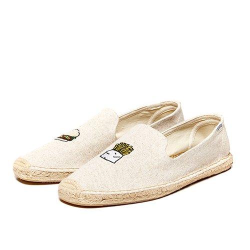 """נעליים של SOLUDOS בשורט סטורי. צילום: יח""""צ"""