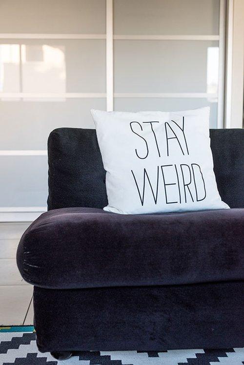 הדירה של תמר זקן מרום. צילום: נמרוד סונדרס