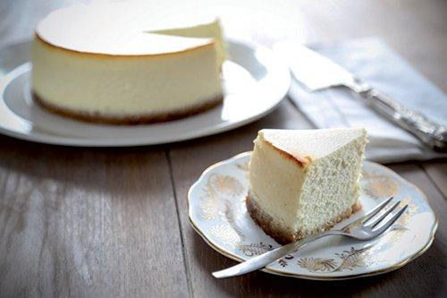 עוגת גבינה של הקופי בר. צילום: עידית בן עוליאל