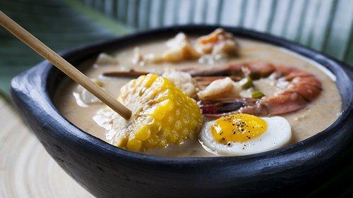 מרק צ'ופה בטוטומה. צילום: שירן כרמל