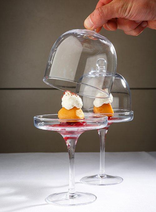 שיק צרפתי של שף אלקסי אלברכט. צילום: Nis&For