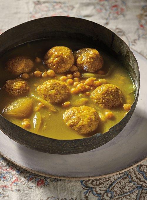 גונדי אותנטי, מטבח פרסי. צילום: דן פרץ