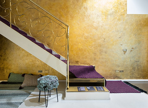 פרויקט IOTA בשבוע העיצוב במילאנו. צילום: נלו האגן