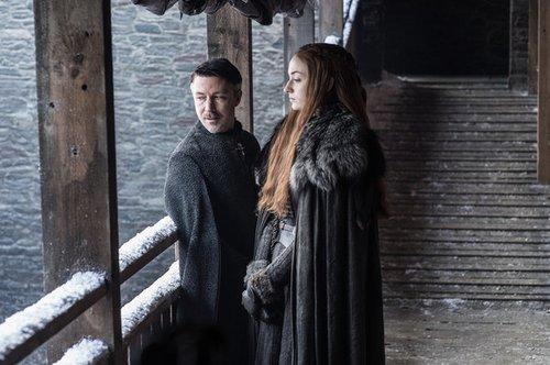 סנסה וליטלפינגר (צילום: HBO)