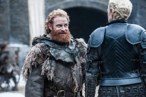 טורמונד ובריאן (צילום: HBO)