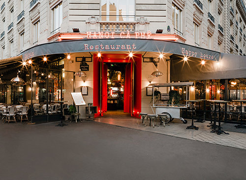 ק־פה האנוי פריז. צילום: Samuel Lehuede