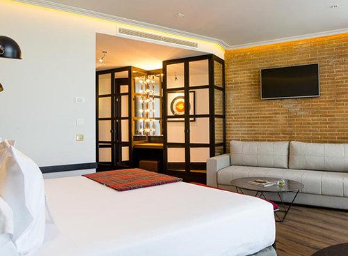 מלון אונלי יו במדריד. צילום: אתר בוקינג