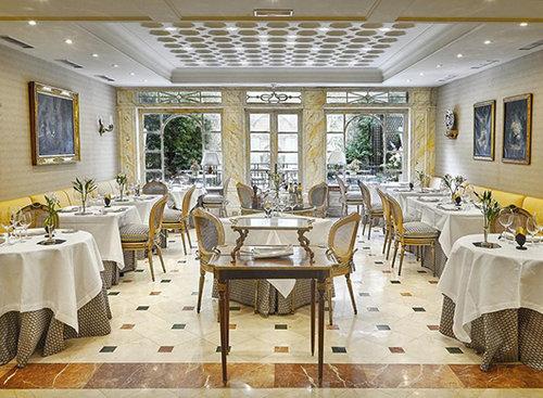מלון שאטו אורפילה במדריד. צילום: אתר בוקינג
