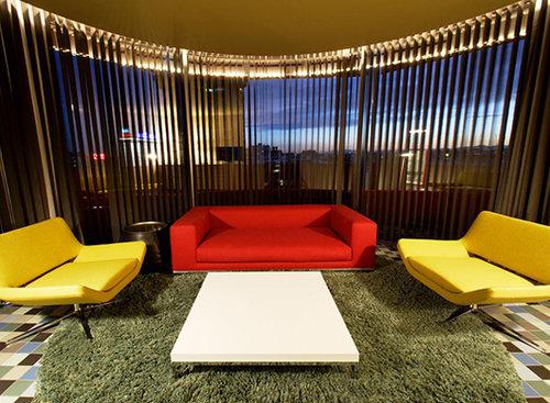 מלון סילקן פוארטה אמריקה במדריד. צילום: אתר בוקינג
