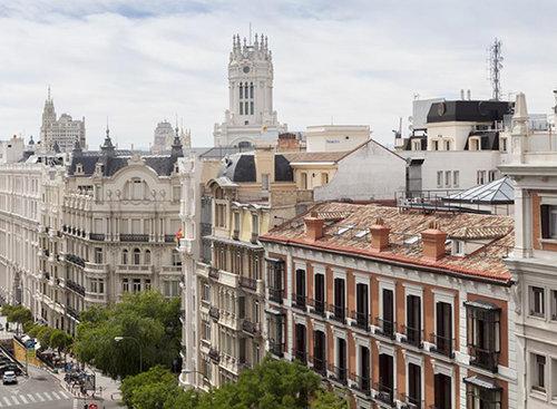 מלון פלאסיו דל רטירו במדריד. צילום: אתר בוקינג