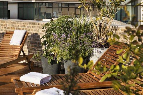 מלון דה ורה. צילום: אסף פינצ'וק