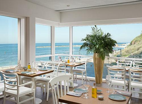 מסעדת לומינה של מאיר אדוני במלון קרלטון. צילום: אורי אקרמן