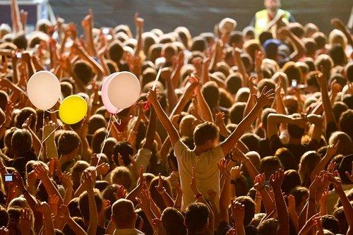 מלא שיכורים ודלוקים, אף אחד לא מטריד (צילום: Shutterstock)