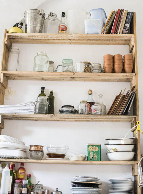 אולי האורחים יאכלו בסטודיו של מרווה? (צילום: דניאל ז'קונט)