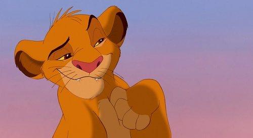 לשחוט גור של אריות ולהשתמש בדם של הלב שלו. סימבה לא מתרשם (צילום מסך)