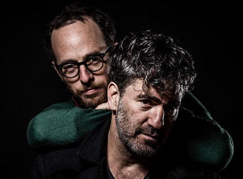 תומר וברק הימן (צילום: לורנצו פרוני)