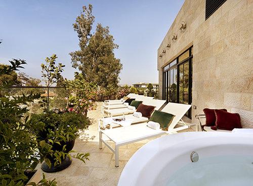 מלון וילה בראון בירושלים. צילום: אסף פינצ'וק