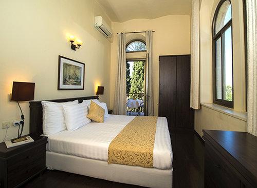 מלון בית קטן בבקעה בירושלים. צילום באדיבות המלון, סטודיו הראל