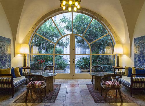 מלון אמריקן קולוני בירושלים. צילום: מיקלה בורסטו עוזיאל