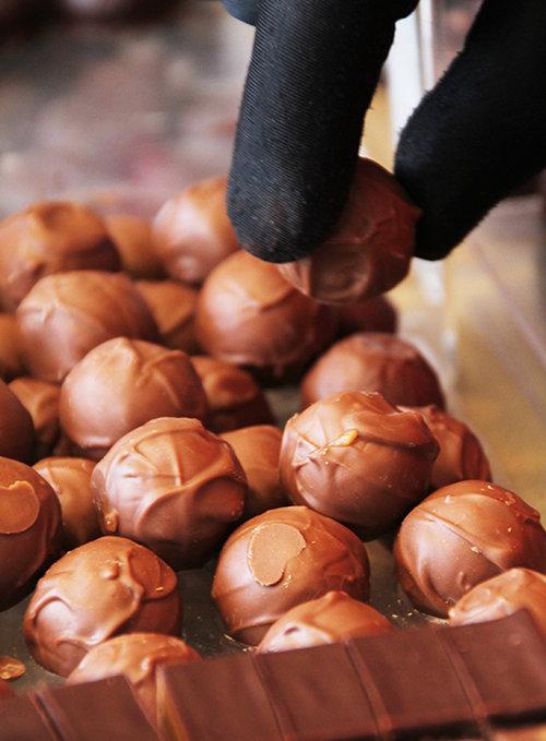 מישי בוטיק שוקולד. צילום: רותם ידידיה