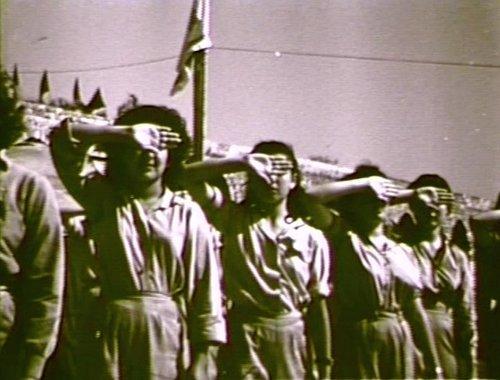 הסרט שלא עזב את קריגר (צילום: גדעון אוקו, באדיבות הקרן ע״ש נועה אשכול)