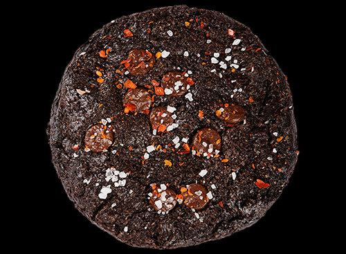 עוגיית שוקולד-צ'ילי, נייט קוקי. צילום: איה אפרים