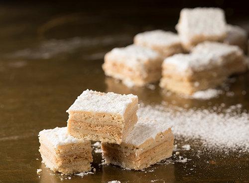 עוגיות חלווה, טאטי. צילום: דניאל לילה