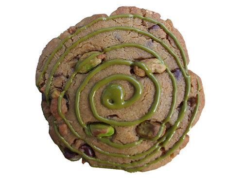 עוגיית פיסטוק, בק דור. צילום: טלי אשחר גוטליב