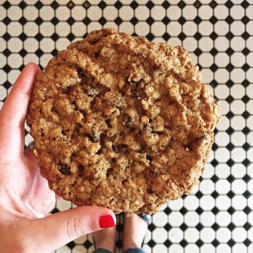 עוגיית קוואקר, נולה