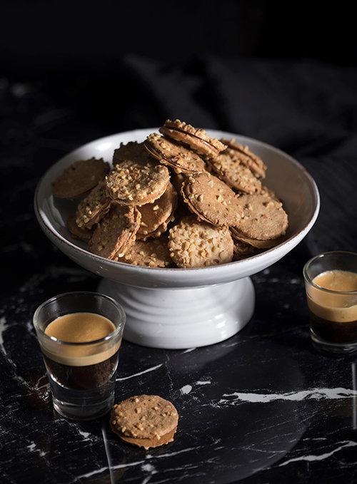 עוגיות נוגטין, שמו. צילום: דניאל לילה
