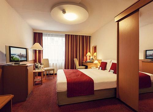 מלון מרקיור בבודפשט. צילום: אתר בוקינג