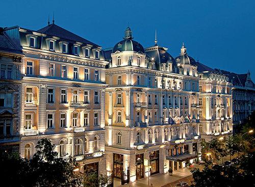 קורינסיה הוטל בבודפשט. צילום: אתר בוקינג