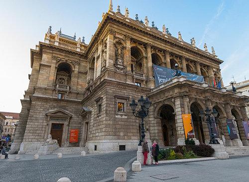 קיי אנד קיי בבודפשט. צילום: אתר בוקינג
