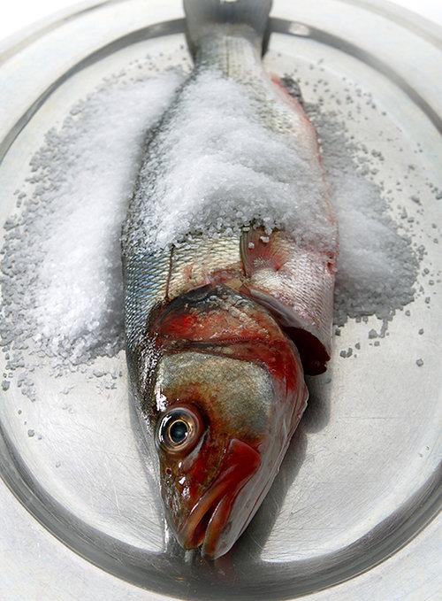 """דג במלח, קלואליס. צילום: יח""""צ"""