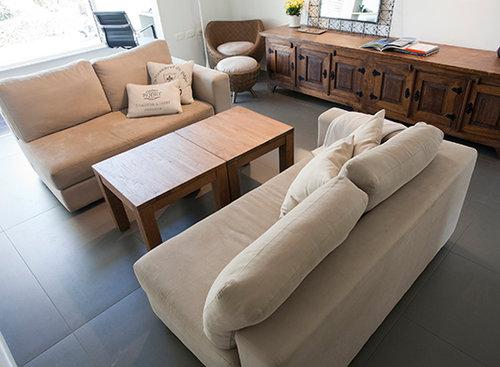 לעבוד מהבית- מערכת ישיבה המתאימה את עצמה לצרכי הדיירים. צילום: גידי בועז