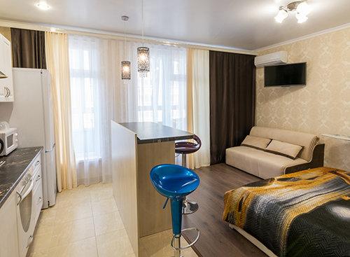 כמה פרגולות אפשר להכניס לדירת חדר אחת? צילום: שאטרסטוק