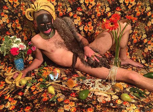 אריאל ברונז בדמות הגמל (צילום: עידית הרמן)