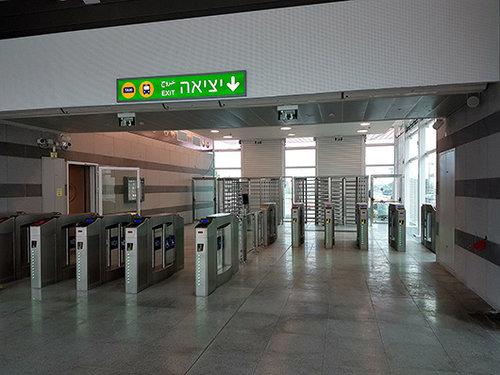 """שיפוץ תחנת רכבת מרכז (יח""""צ)"""