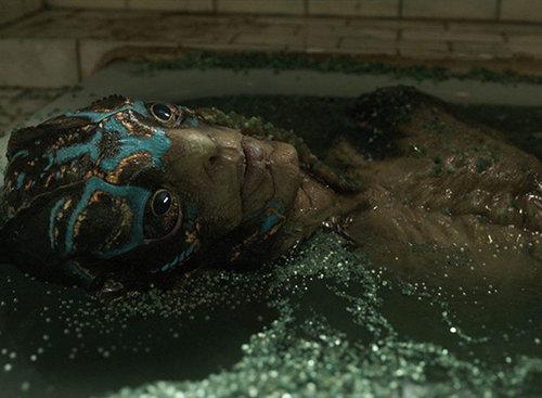 """ג'ונס ב""""צורת המים"""". """"הדמות הזאת מהדהדת מאוד את עצמי"""""""