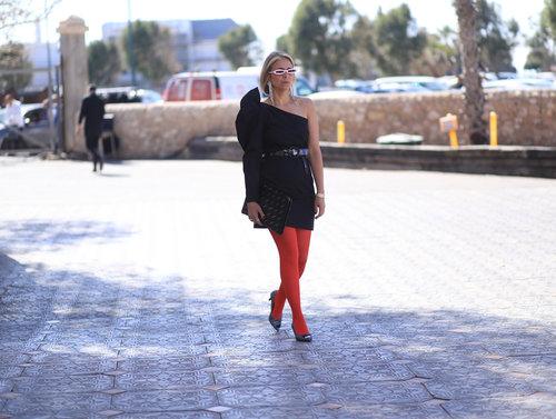 ליאת לוי עזרן בשבוע האופנה 2018. צילום: אסף ליברפרוינד