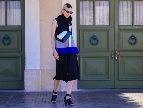 מיטל ויינברג אדר בשבוע האופנה 2018. צילום: אסף ליברפרוינד
