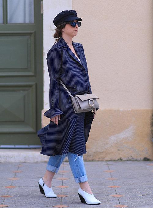 טולה גשרי בשבוע האופנה 2018. צילום: אסף ליברפרוינד