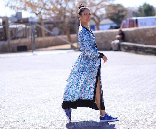 אירה דולפין בשבוע האופנה 2018. צילום: אסף ליברפרוינד
