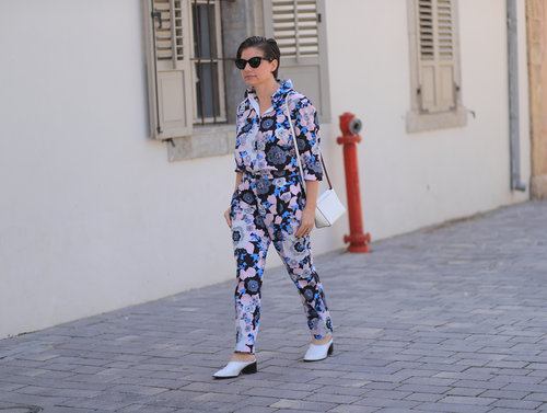 עדי עוז בשבוע האופנה 2018. צילום: אסף ליברפרוינד