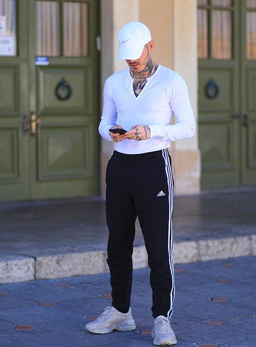 עידן לרוס בשבוע האופנה 2018. צילום: אסף ליברפרוינד