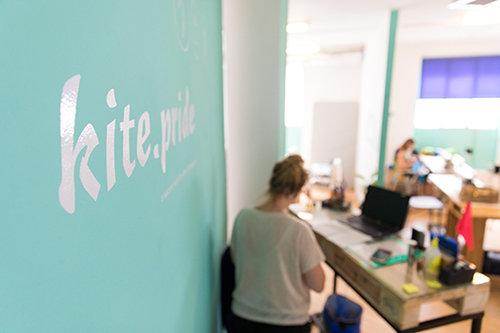 העסק החברתי Kite.pride, המעסיק נשים שנחלצו ממעגל הזנות. צילום: דין אהרוני רולנד