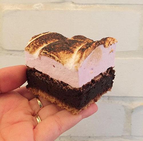 עוגת סמורס, נולה. צילום: טליה אסנר